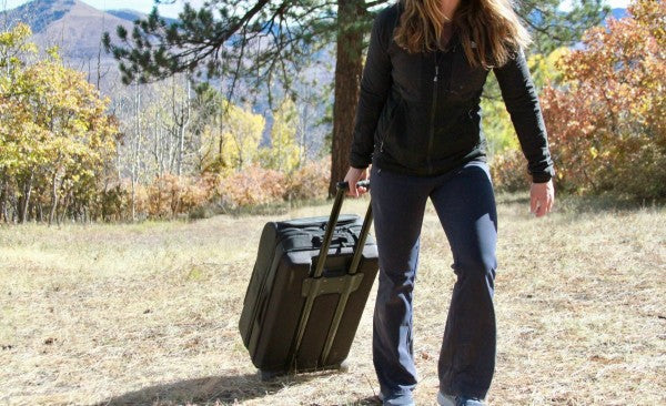 What Kind of Luggage Wheels Are Best for You?