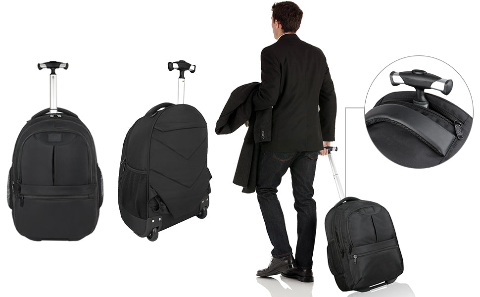 Matein SCI wheeled Backpack