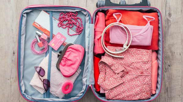 4 Basic Types of Luggage for Air Travel