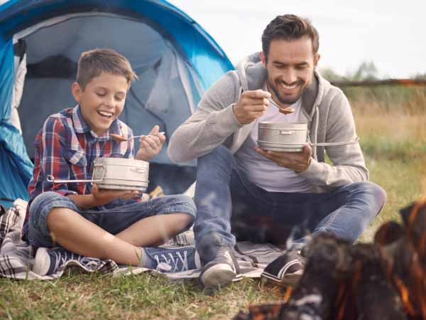 5 Food Tips for Outdoor Hiking