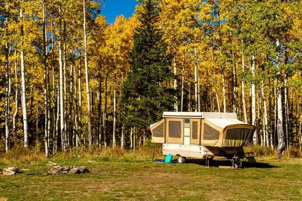 5 Tips for Pop-Up Camping