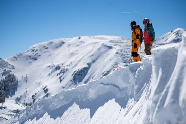 5 Tips to Keep Warm and Dry on a Ski Mountain