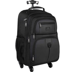 Matein Business Laptop Travel Luggage Wheeled Rolling Backpack