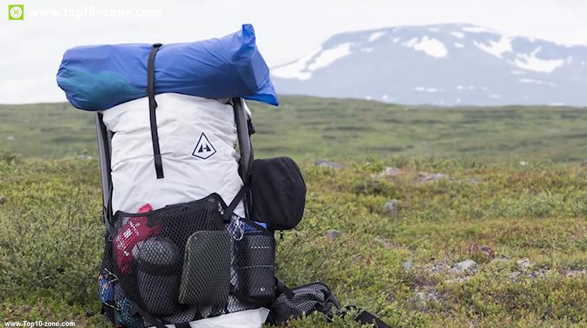 What are the types of outdoor backpacks
