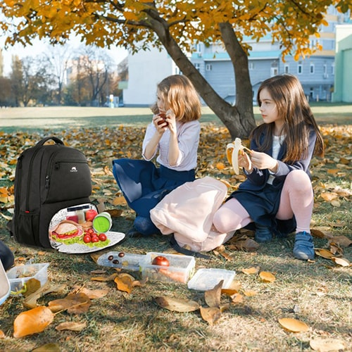 Matein Lunch Box Cooler Backpack