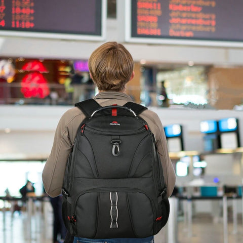 5 Quick Steps on How to Travel with a Laptop in a Backpack