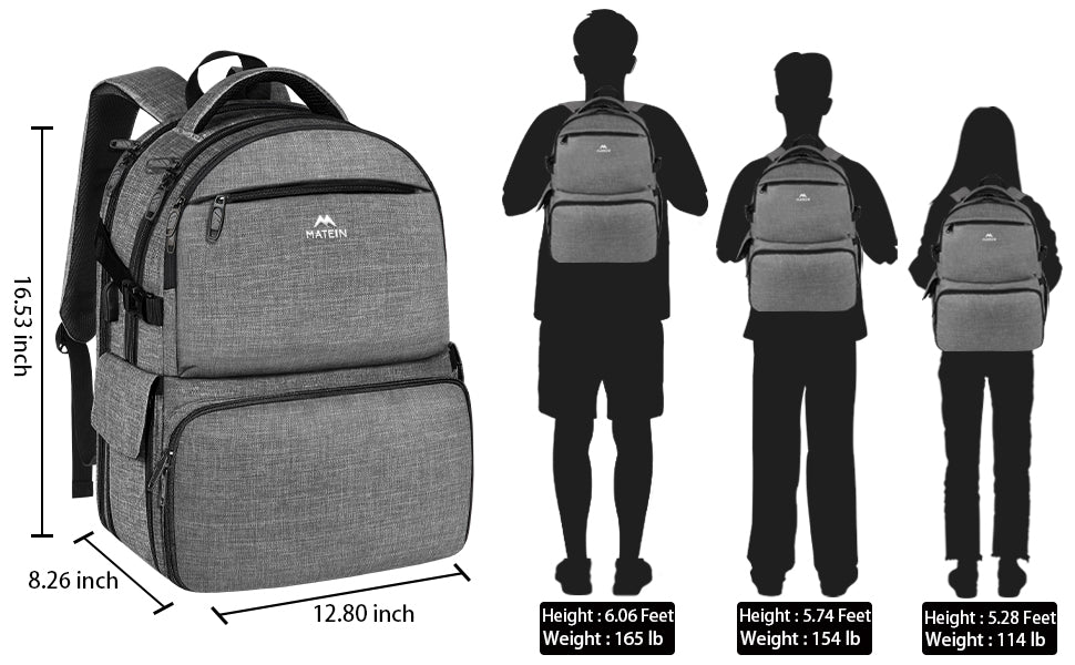 Matein Camera Backpack-photography backpack