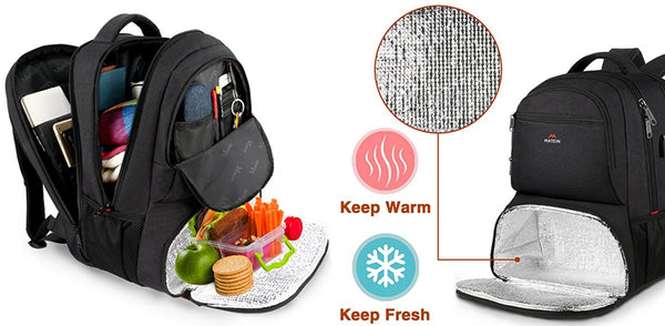 Best Lunch Box Backpack For Adults