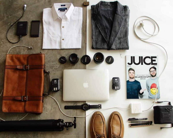 Essential Travel Equipment for Business Experts