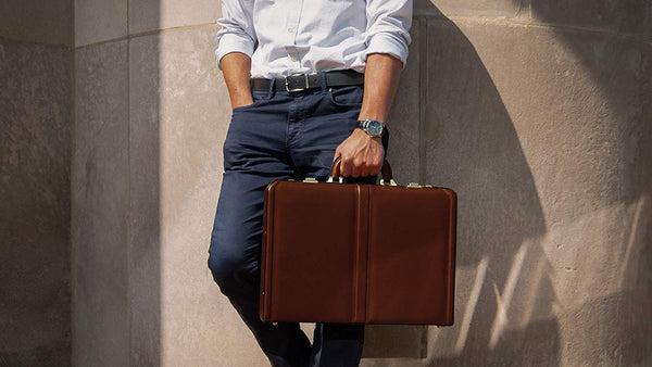 How to Choose the Best Briefcase for Men