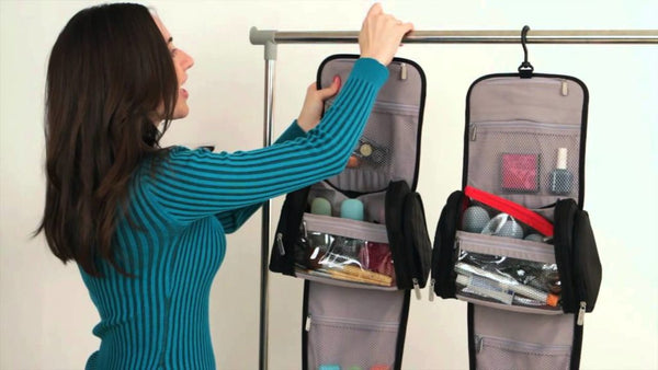 How to Choose the Right Hanging Toiletry Bag