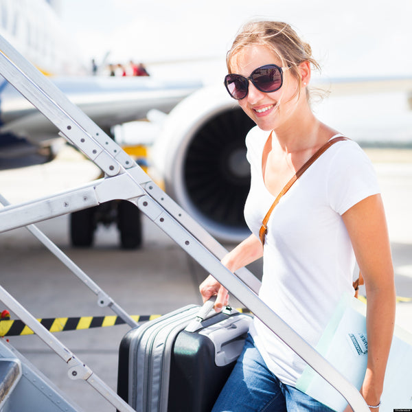 How to Dress for Airplane Travel