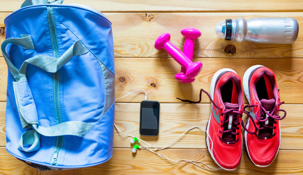 How to Pack Your Gym Bag for School as a Girl