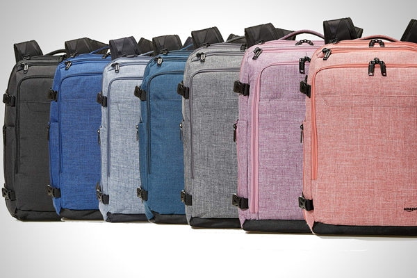 How to choose the color of your travel backpack?