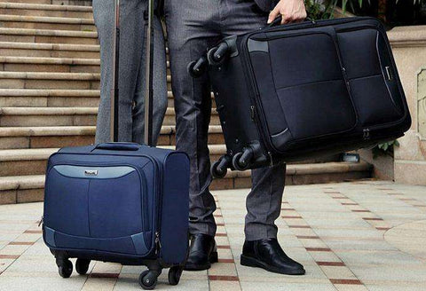 How to choose the luggage for business trip