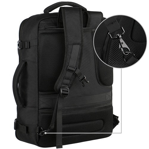 Matein Carry On Backpack Large and Durable