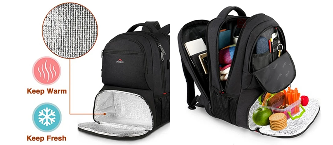 Tips for choosing a lunch bag-matein lunch backpack