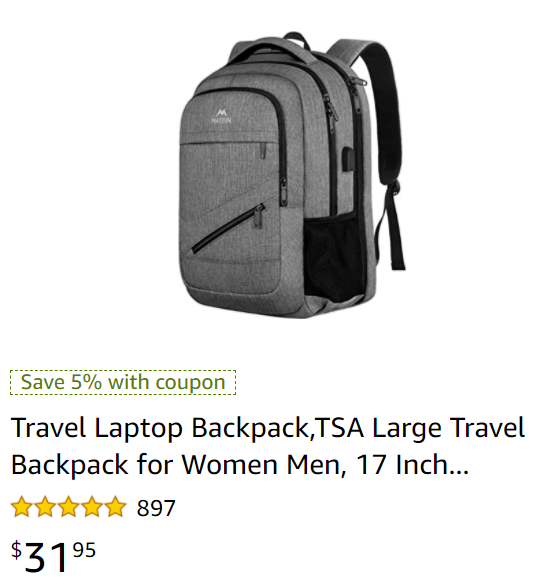 NTE Backpack