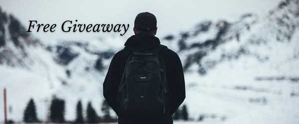MATEIN New Giveaway of AIO Travel Backpack