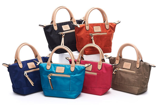 The Application of Popular Color for Bags