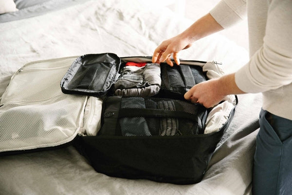 The Best Way to Pack a Travel Package