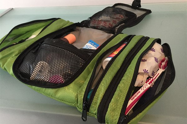 Tips for Packing Toiletries