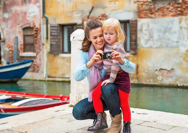 Travel Round the World with Kids