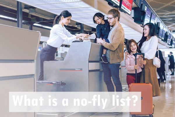 What is a no-fly list