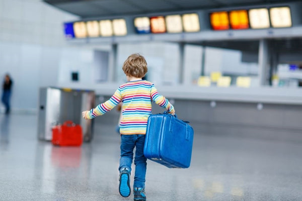 What to Pack In a Carry-On Bag for the Kids