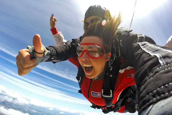 What to Wear for Skydiving