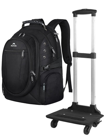 How to Choose a Rolling Backpack?