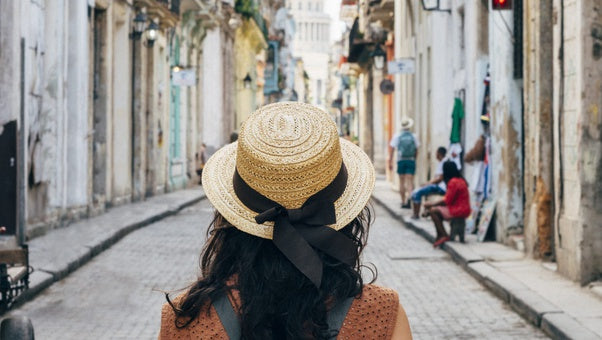 Are you afraid of traveling alone?