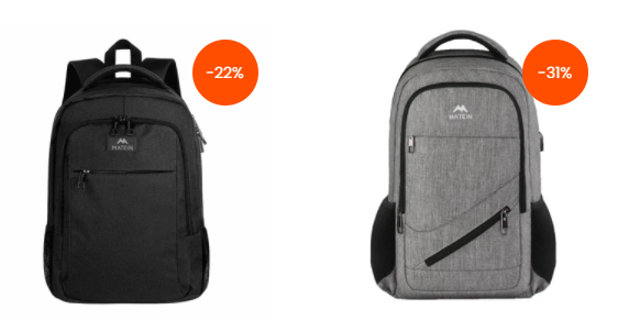 matein student backpack