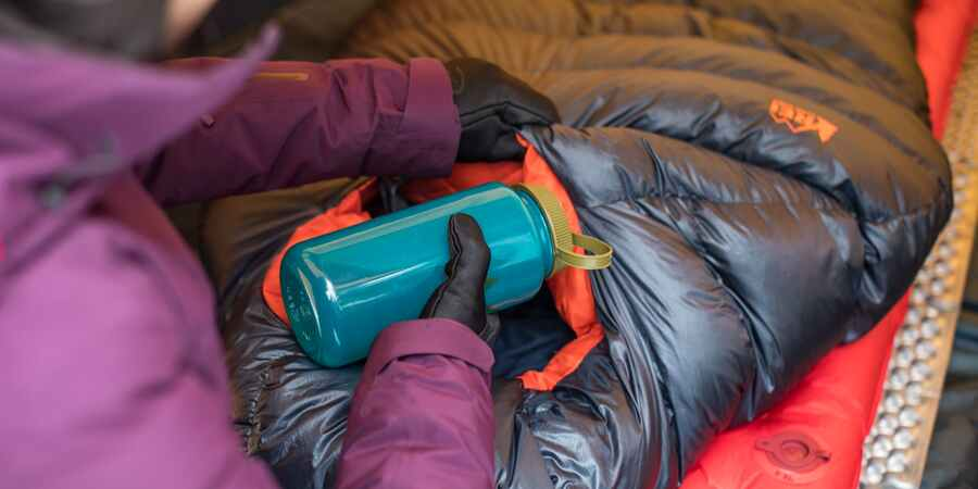 Tips for Keeping a Tent Warm in Winter
