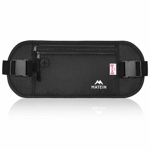 Matein Travel Money RFID Blocking Belt - travel laptop backpack