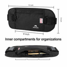 Load image into Gallery viewer, Matein Travel Money RFID Blocking Belt - travel laptop backpack