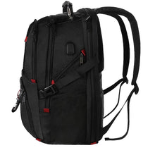 Load image into Gallery viewer, Matein TSA Travel Backpack Red - Matein