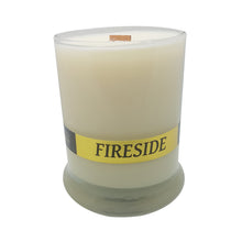 Load image into Gallery viewer, FIRESIDE Candle
