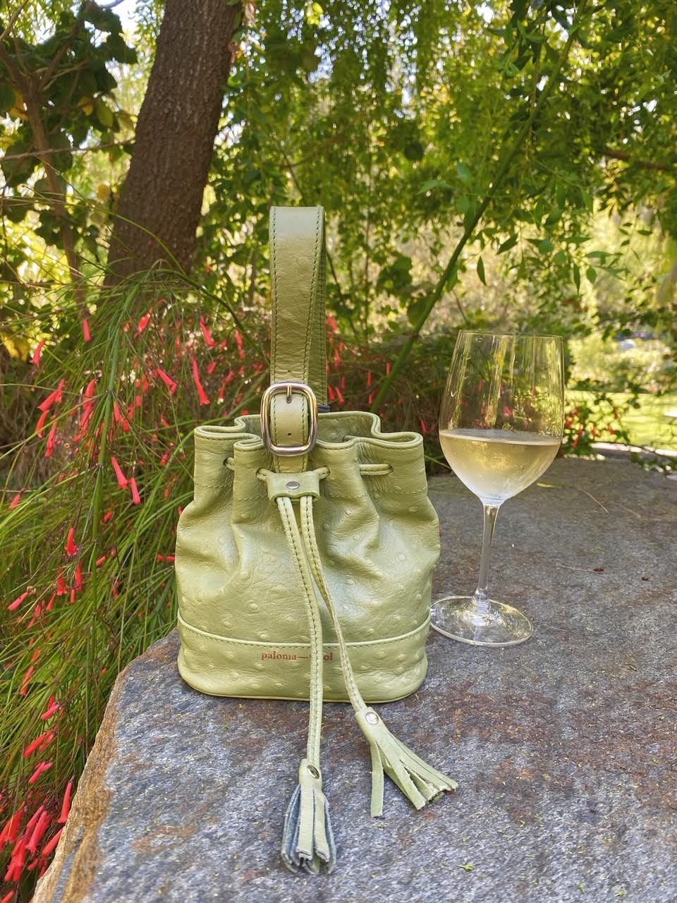 Maravilla Bag - Olive Green