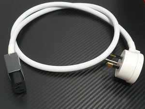 240v Mains Sleeved Cable