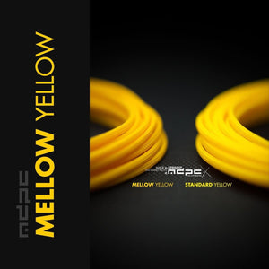 Sleeving per meter- Mellow Yellow SML