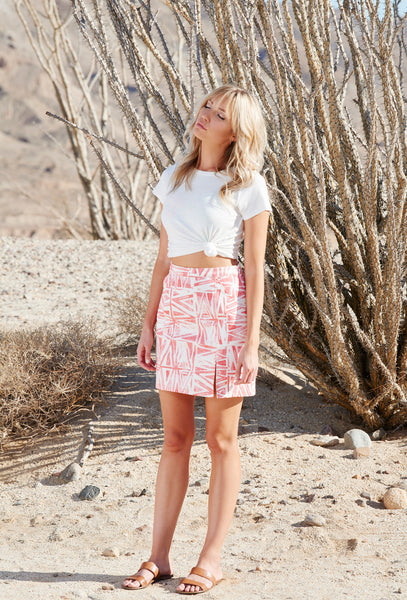 HOT SPRINGS SKIRT - Viva Sunset