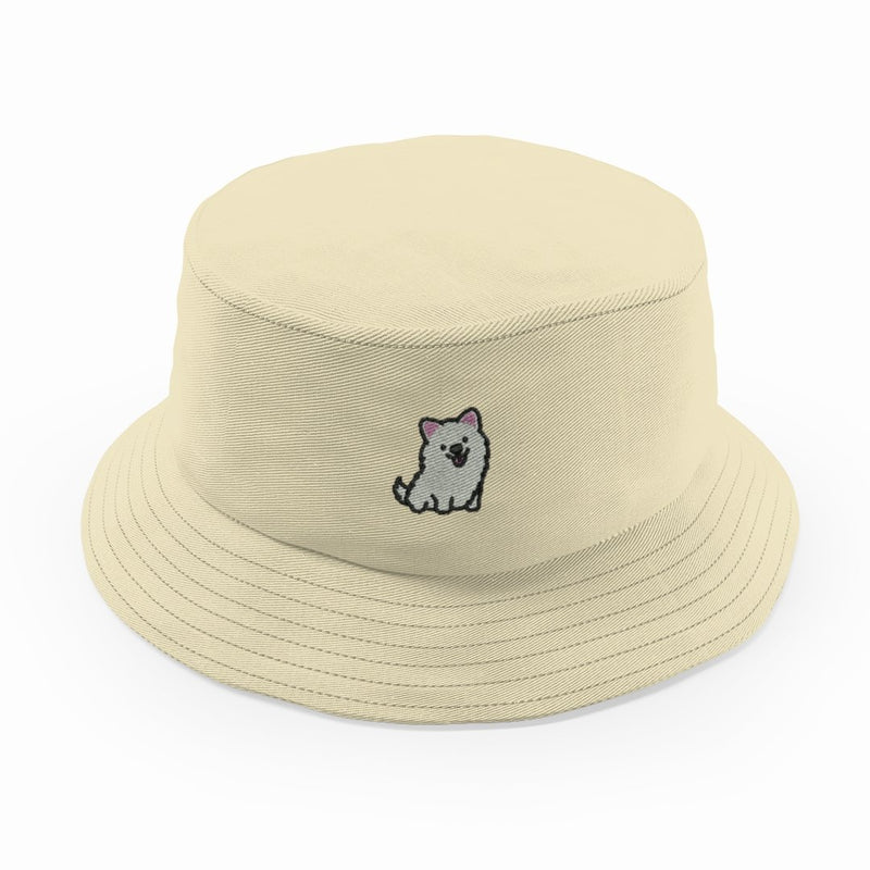 Samoyed - Bucket Hat - Prof. Doggo