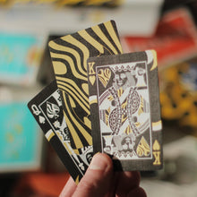 Load image into Gallery viewer, Gemini Goblin Gold Playing Cards
