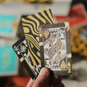 Gemini Goblin Gold Playing Cards