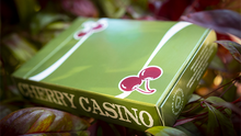 Load image into Gallery viewer, Cherry Casino - Sahara Green