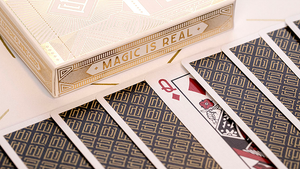 Esoteric Gold Marked Playing Cards