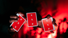 Load image into Gallery viewer, X Deck (Red) Signature Edition Playing Cards