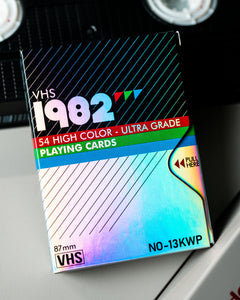 KWP Holographic VHS 1982