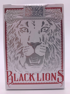 David Blaine Black Lions - Red Edition